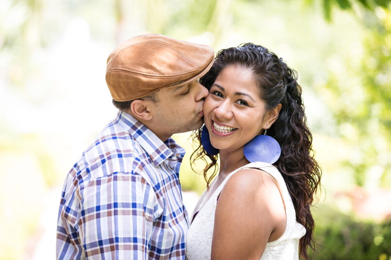 April Quinonez and Michael Torres